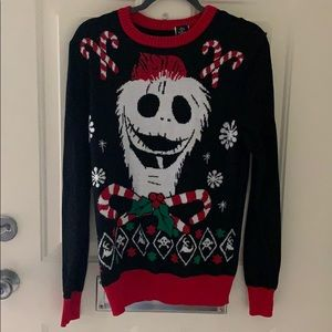 Nightmare before Christmas Holiday Sweater